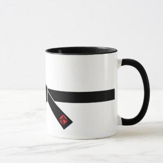 Schwarzer Gürtel, Kampfkünste 黒帯, 武道 Tasse