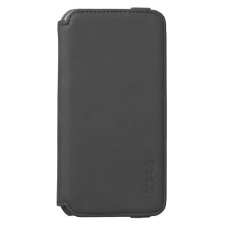 Schwarzer Incipio Watson™ iPhone 6 Incipio Watson™ iPhone 6 Geldbörsen Hülle