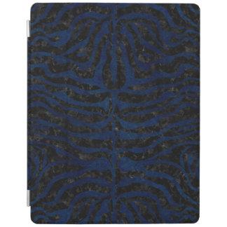SCHWARZER MARMOR SKIN2 U. BLAUER SCHMUTZ iPad SMART COVER