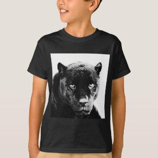 Schwarzer Panther Jaguar T-Shirt