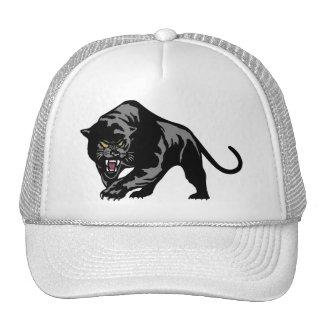 Schwarzer Panther Netzmützen
