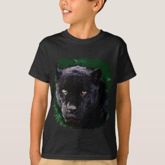 Schwarzer Panther T-Shirt