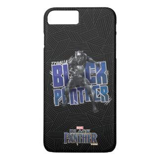 Schwarzer Panther   T'Challa - schwarzer iPhone 8 Plus/7 Plus Hülle