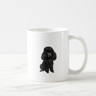 Schwarzer Pudel (#3) Tasse
