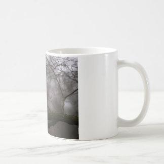 Schwarzer Rabe Kaffeetasse