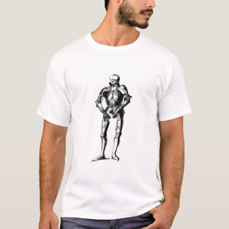 schwarzer Ritter T-Shirt