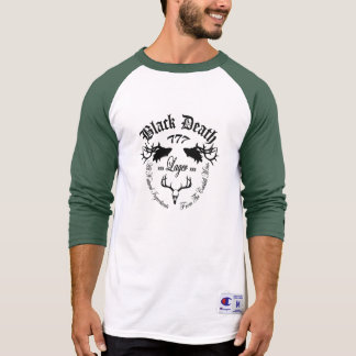 Schwarzer Tod 777 - Catskill Gebirgslager T-Shirt