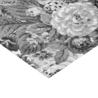 Schwarzer u. weißer grauer Ton Vintages Seidenpapier