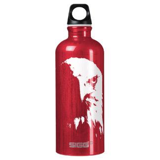 Schwarzer u. weißer Weißkopfseeadler SIGG Wasserflasche