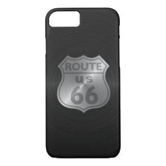 Schwarzer Weg 66 iPhone 8/7 Hülle