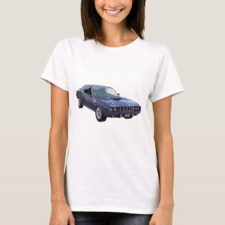 Schwarzes Auto des Muskel-1971 T-Shirt