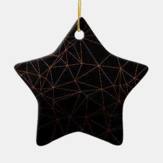 schwarzes beauty-01 keramik ornament