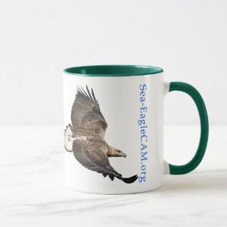 Schwarzes behandelte Tasse des Fliegen-S3