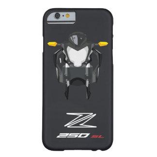 Schwarzes des Gehäuse-Z250SL Barely There iPhone 6 Hülle