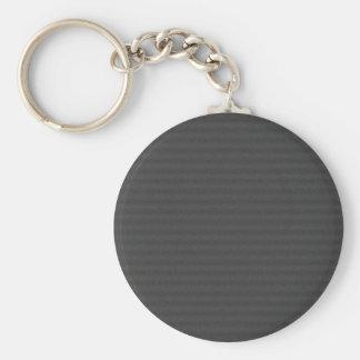 Schwarzes gezeichnetes abstraktes schlüsselanhänger