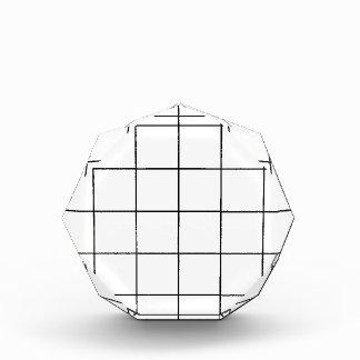 schwarzes Gitter,    weißer Hintergrund Auszeichnung