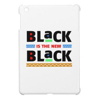 Schwarzes ist das neue Schwarze iPad Mini Hülle