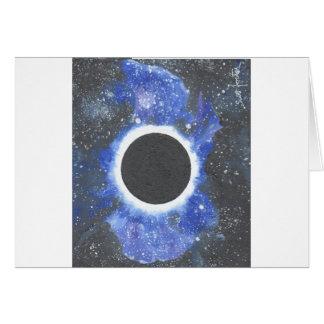 Schwarzes Loch Karte