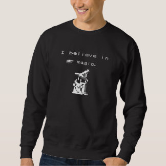 Schwarzes Mage Sweatshirt