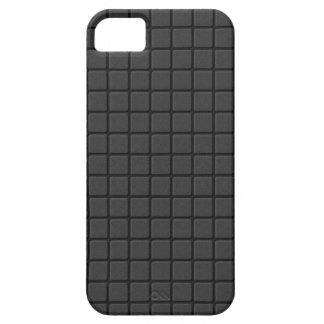 Schwarzes Mosaik-Gitter Schutzhülle Fürs iPhone 5