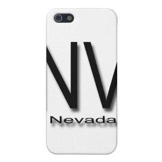 Schwarzes Nanovolt Nevada Schutzhülle Fürs iPhone 5