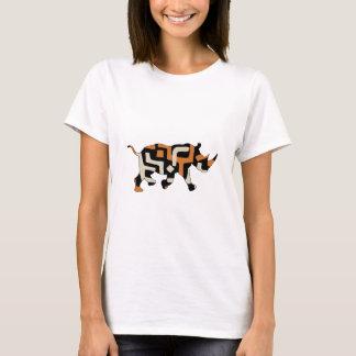 Schwarzes Nashorn der Dodo-Klamotten-(bedrohte T-Shirt
