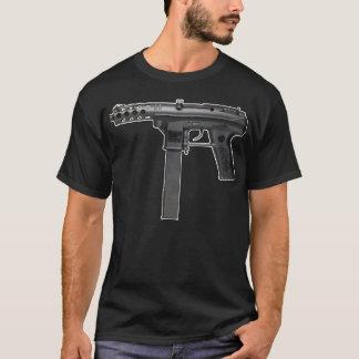 Schwarzes TEC9 T-Shirt