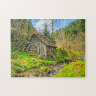 Schwarzwald-Mühle Puzzle