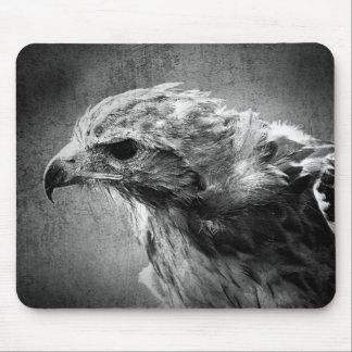 Schwarzweiss-Adler Mousepad