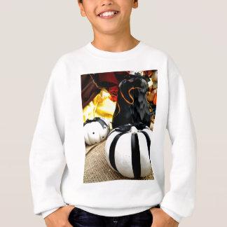 Schwarzweiss-Ernte Sweatshirt