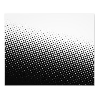 Schwarzweiss-Halbtonbild Fotografische Drucke