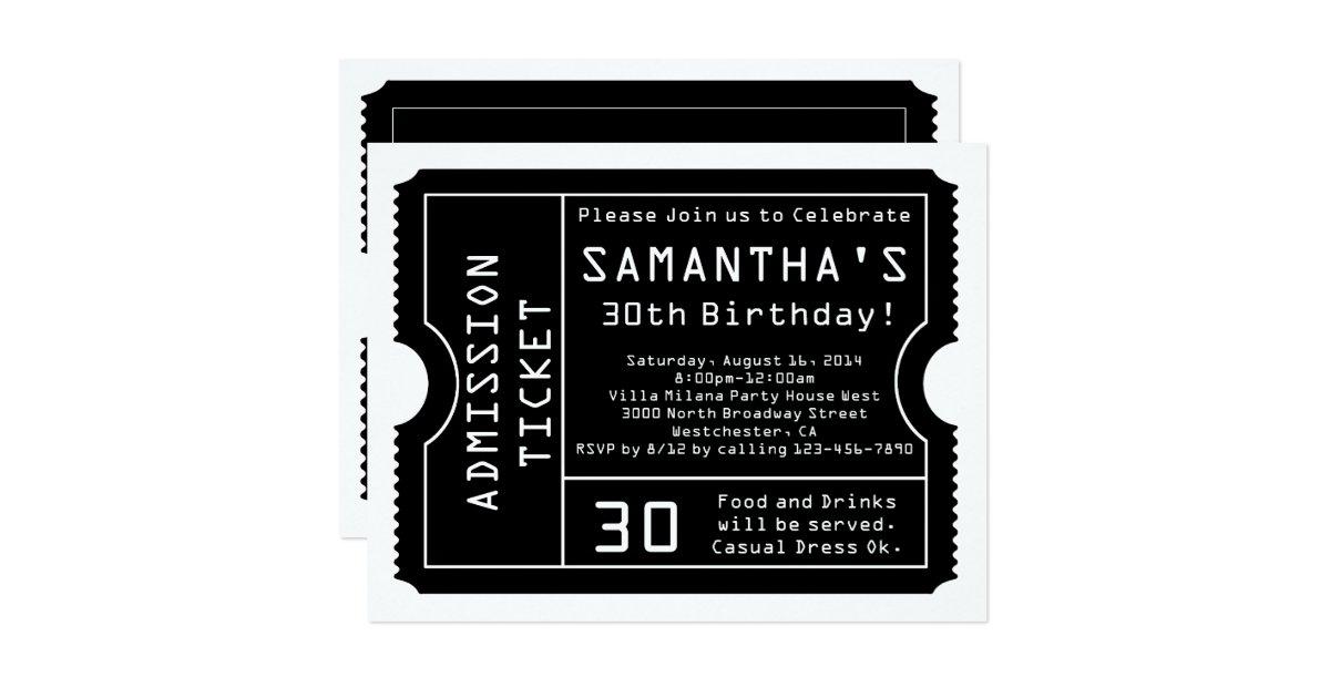 schwarzweiss karten einladung digital art 10 8 x 14 cm einladungskarte zazzle. Black Bedroom Furniture Sets. Home Design Ideas
