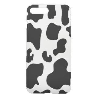 Schwarzweiss-Kuh iPhone 8 Plus/7 Plus Hülle