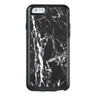 Schwarzweiss-MarmorOtterbox D Iphone 6/6s Kasten OtterBox iPhone 6/6s Hülle