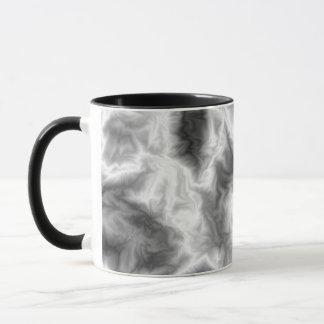 Schwarzweiss-Rauch Tasse