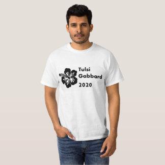 Schwarzweiss-Tulsi Gabbard 2020 T-Shirt