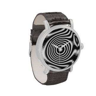 Schwarzweiss Uhr