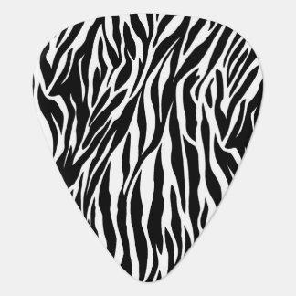 Schwarzweiss-Zebra-Muster Plektron