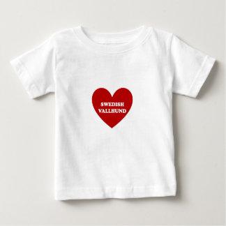 Schwede Vallhund Baby T-shirt