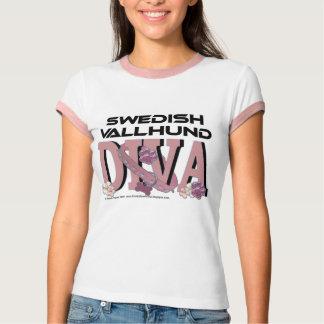 Schwede Vallhund DIVA T-Shirt