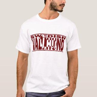 Schwede Vallhund Silhouette T-Shirt