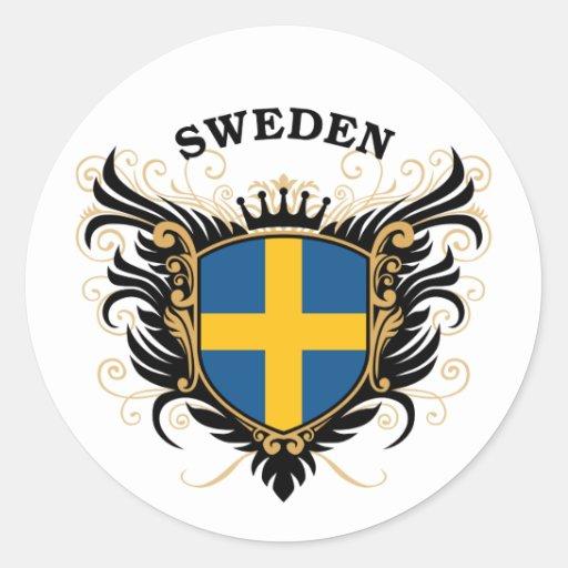 Schweden Aufkleber