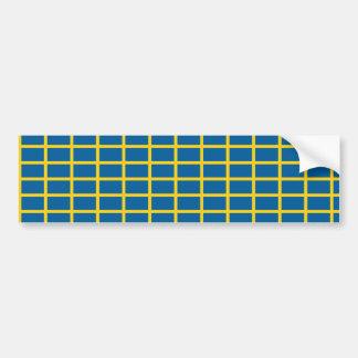 Schweden Autoaufkleber