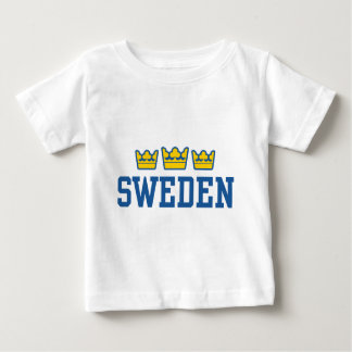 Schweden Baby T-shirt