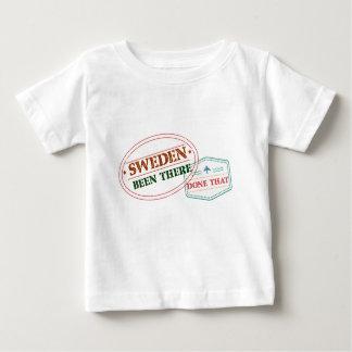 Schweden dort getan dem baby t-shirt