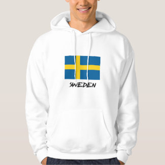 Schweden-Flagge Hoodie