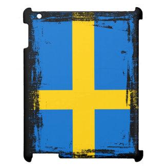Schweden-Flagge iPad Hülle