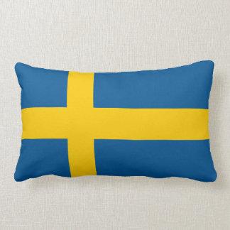 Schweden-Flagge Lendenkissen