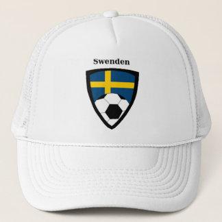 Schweden-Fußball Truckerkappe