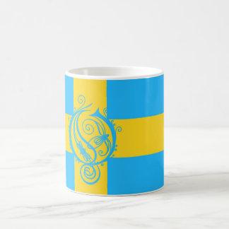 Schweden Kaffeetasse